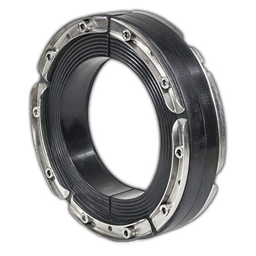 Ritzer Ringraumdichtung Mauerdurchführung Kernbohrung Ø 150 für KG 2000 Rohre DN 100 Ø110