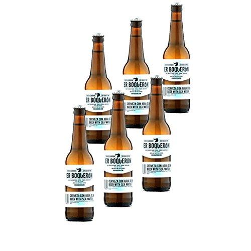 Cerveza Artesanal Er Boquerón - 33 cl. (Caja de 6 botellas)