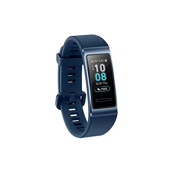 Huawei Band - Pulsera de Actividad, Pantalla Táctil, Monitor de Ritmo y Sueño, Sumergible 6