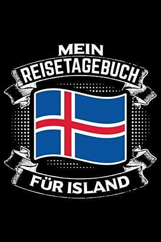 Mein Reisetagebuch für Island: Liniertes DinA 5 Notizbuch Reisetagebuch für Reise und Urlaub-Fans