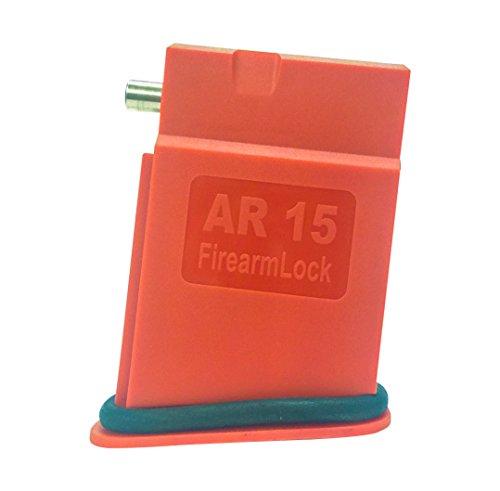 gunBlocker AR-15 Gun Lock