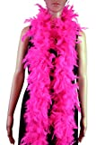 Best Feather Boas - 60 Gram, 2 Yards Long Chandelle Feather Boa Review