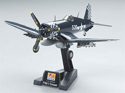 Easy Model F4U-1D Corsair VMF-312 Okinawa 1945 - Kit de Modelo a Escala 1:72