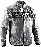 Leatt Veste RaceCover Abrigo de Vestir, Transparente, Medium Unisex Adulto