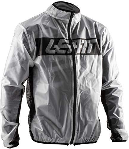 Leatt Unisex Veste RaceCover Mantelkleid, transparent, Large