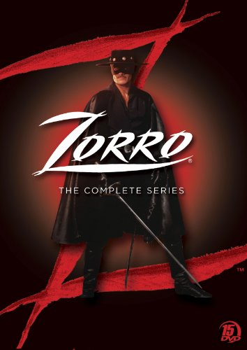 Zorro The Complete Series