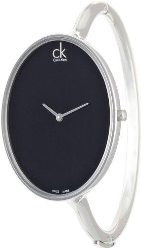 Calvin Klein Reloj Analógico para Mujer de Cuarzo con Correa en Acero Inoxidable K3D2S111