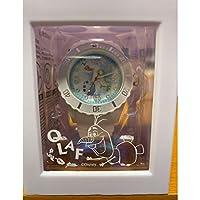 オラフの腕時計