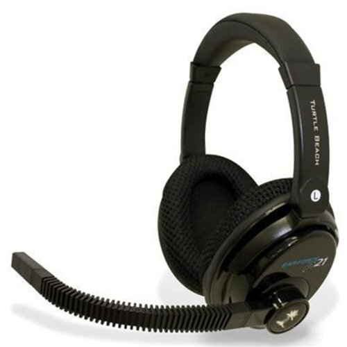 Turtle Beach Ear Force PX21 - [PlayStation 3, Xbox360, PC, Mac]