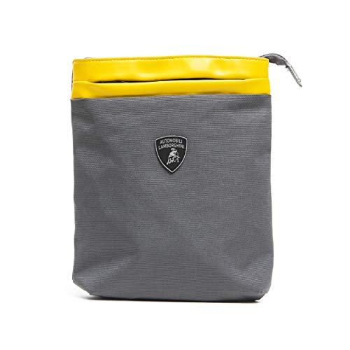 LamborghiniGrigio Grey Messenger Bag