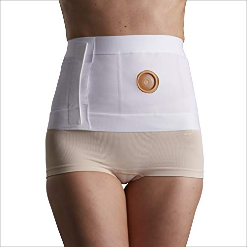 Corsinel Belt with Panel Maximum Stoma and Hernia Support Compression by TYTEX