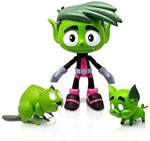 costo real TEEN TITANS GO  5-Inch Beast Beast Beast Boy Figure by Teen Titans Go   buena calidad
