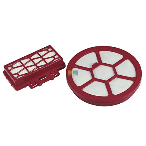 Filter Motorschutzfilter Set Bodenstaubsauger Original Dirt Devil 5510001