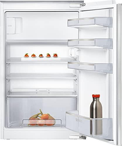Siemens KI18LNFF0 iQ100 Réfrigérateur encastrable/A++ / 150 kWh/an / 129 L/éclairage LED/étagères en verre de sécurité