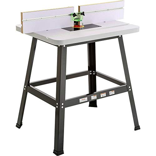 Grizzly Industrial T10432 - Router Table with Stand