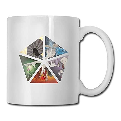 Younini Magic The MTG Gathering - Taza de café y té, cacao de cerámica, cumpleaños, vacaciones, oficina, niños y niñas