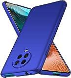 Wuzixi Hülle für XiaomiPocoF2Pro. Anti-Scratch Ultra Dünn Schlank Stoßfest, Elastische Schockabsorption & Ultra Thin Design für XiaomiPocoF2Pro.Blau