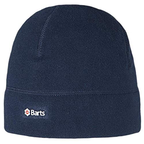Barts heren muts Basic Beanie effen one size wintermuts - kleurkeuze: Kleur: Navy