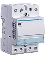 Hager ESC440 Contactor, 40A, 4NA, 230V