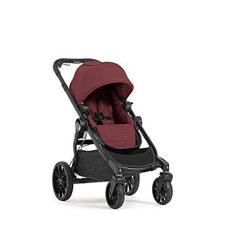 Baby Jogger City Select LUX Stroller   Baby Stroller with 20 Ways to Ride, Goes from Single to Double Stroller   Quick Fold Stroller, Port
