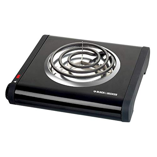 Black & Decker Single Burner Range
