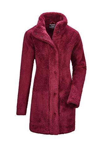 Killtec Mädchen Bantry GRLS CT Casual Fashion Mantel, Pflaume, 128