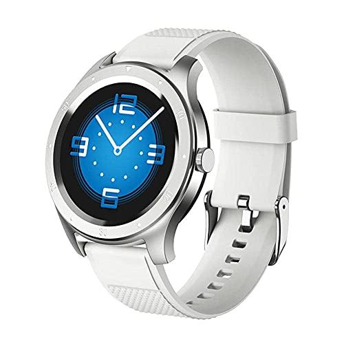XYJ Smart Watch S6 Fitness Tracker IP68 Impermeable SmartWatch Monitor de Ritmo cardíaco Sleep Tracker Step Counter Actividad Relojes para Hombres Mujeres compatibles con Android iOS Teléfono