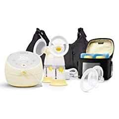 SMART CAPABILITIES: Connection to the MyMedela app allows for streamlined and personalized tracking, as well as access to a wealth of breast milk feeding content and resources HOSPITAL PERFORMANCE: Inspired by our Symphony pump with patented and rese...