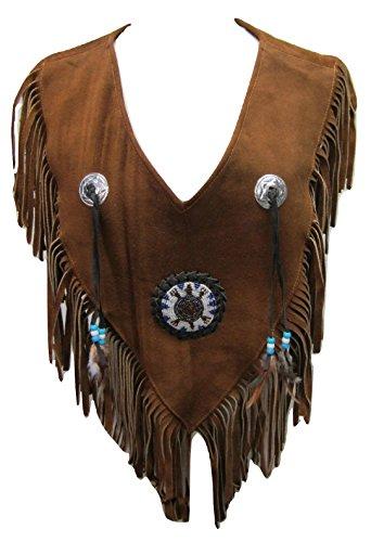 Bestzo - Chaqueta - para Mujer marrón marrón Small