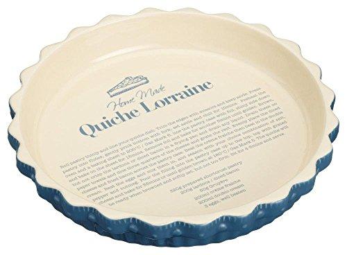 Geriffelte Quiche-Backform