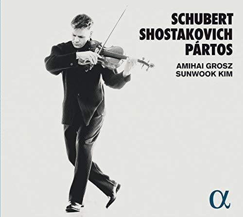 Ödön/Schubert/Schostakowitsch: Werke für Viola & Piano
