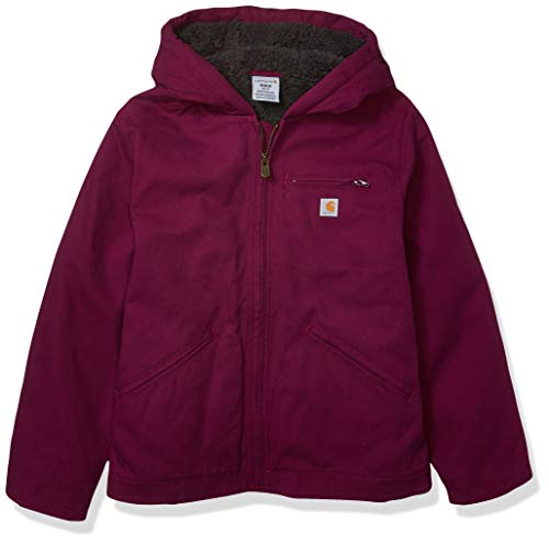 Carhartt Girls' Sherpa Lined Jacket Coat