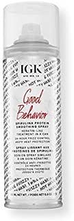 IGK Good Behavior Spirulina Protein Smoothing Spray - 5.6oz