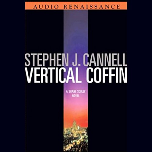 Vertical Coffin audiobook cover art