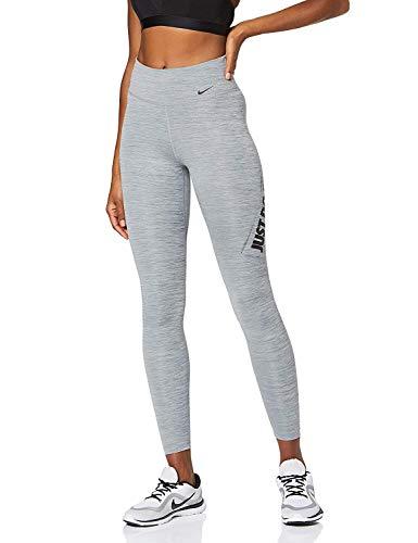 Nike Für Frauen All-in Hbr Jdi Tight Hose, Eisengrau/Htr/Schwarz, XL