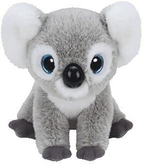 Ty Bebé Joven Peluche gris KooKoo, Koala gris 15cm