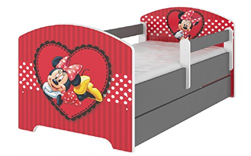 Hogartrend Kinderbett, Disney-Kollektion MINNIE MOUSE