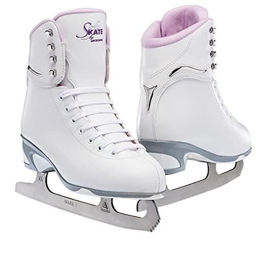 Jackson Ultima SoftSkate Womens/Girls Figure Ice Skates - Girls Size 2