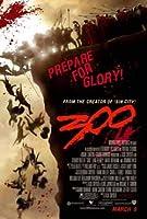ポスター A4 パターンA 300 スリーハンドレッド (2010) 光沢プリント