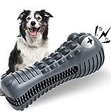 chenghuax Juguetes masticables para perros, resistentes y duraderos cepillos de dientes para perros masticables agresivos, limpieza de dientes (color: azul oscuro, tamaño: -)