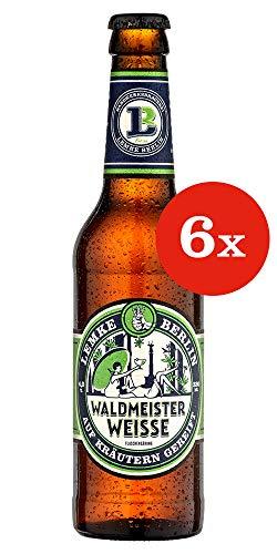 LEMKE Berlin Waldmeister Weisse, Berliner Weisse mit Waldmeister (6 x 0,33l)