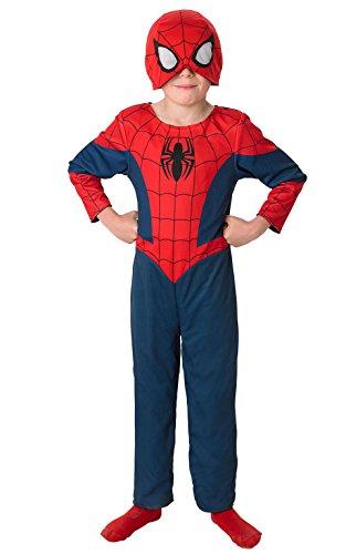 Rubies SPIDERMAN ~ reversible Ultimate Spider-Man - Traje de los nios de 3-4 aos