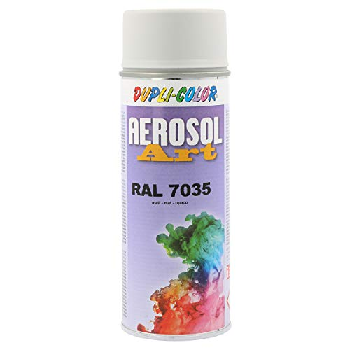 Dupli-Color 131592 Aerosol Art Ral 7035, 400 ml, matt