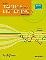 Tactics for Listening: Third Edition Basic Student Book