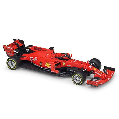 ZZH 2019 Ferrari F1 FS90 Edición Especial Kit Coche Modelo Escala 1:43,A2