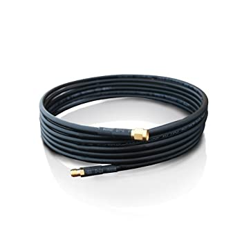 Amped Wireless Premium 10ft Antenna Extension Cable  APC10