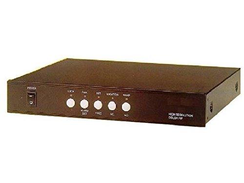 PIP-1050 Visicom, Bild-in-Bild-Einblendung für 2 unsynchronisierte Kameras, Farbe