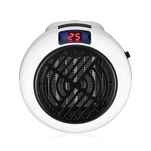 Li Kerer600W & 900W The Socket Portable Heater Wonder PRO Warm Cooler Home Appliance Portatile Calore Facile e Veloce Immediatamente TF366,900 W Bianco, 600 W