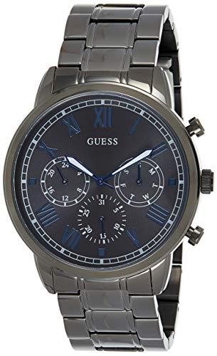 Guess Homme Uhr Analogique QUARTZ mit Acier Armband W1309G3
