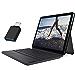 "2020 Latest Lenovo Chromebook Duet 2 in 1 Tablet I 10 1"" FHD (1920 x 1200) IPS Touchscreen I MediaTek Helio 8-Core P60T I 4GB RAM 128GB eMMC I WiFi ARM G72 MP3 Chrome OS (Renewed)"